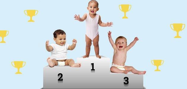 Elegir un nombre olímpico para bebés