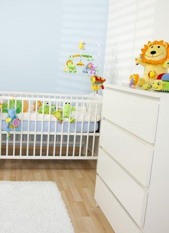 Decorar la habitación del bebé paso a paso