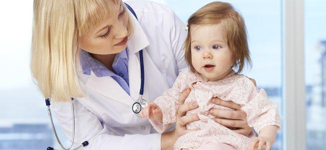 Revisión del bebé de 1 a 2 años