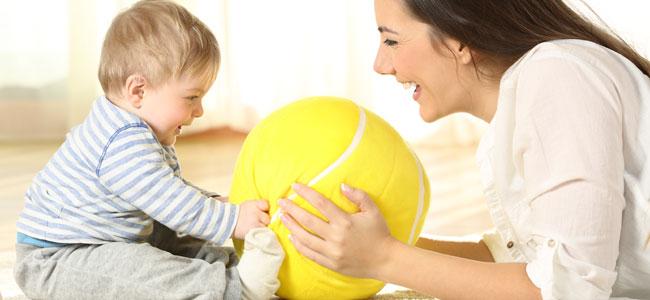 Permanencia del objeto en el bebé