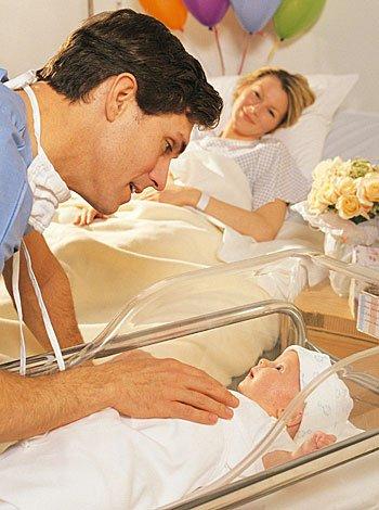 Presencia del padre durante el parto