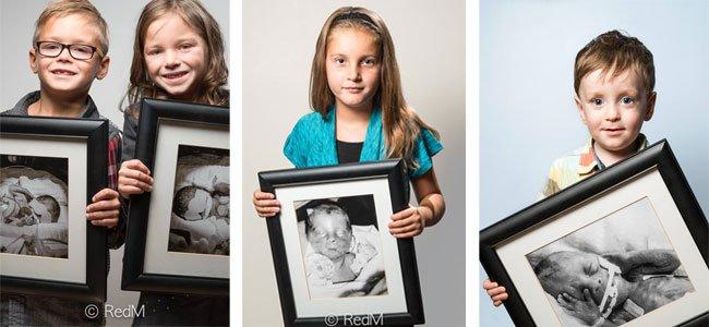 Fotos de bebés prematuros