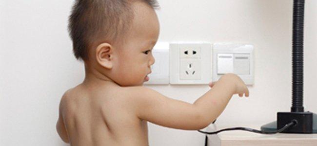 Prevención de accidentes en los bebés