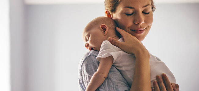 Razones por las que el primer año de vida del bebé determina cómo será de adulto
