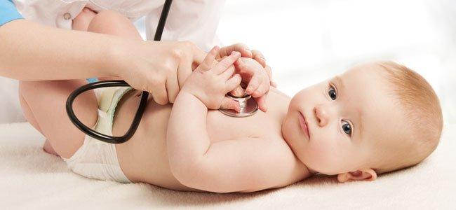 Cardiopatías congénitas en bebés