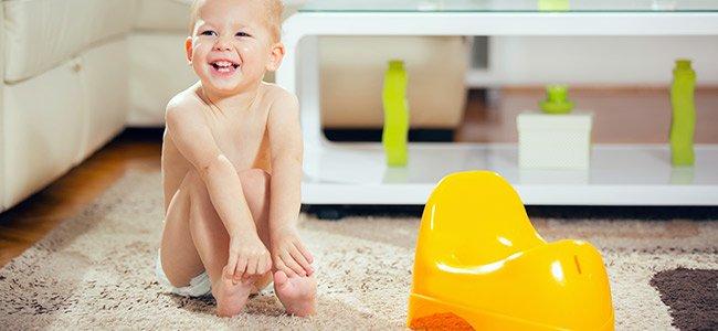 Control de la micción infantil