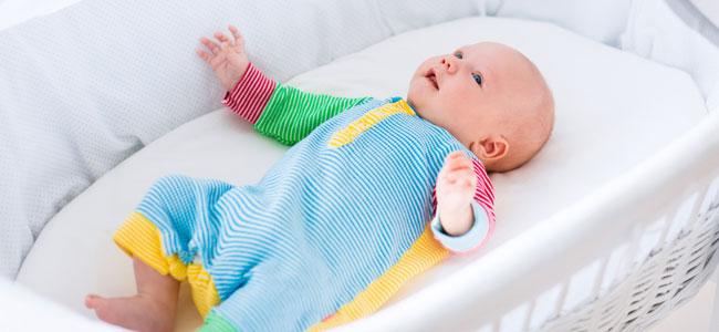 Reflejo de moro o sobresalto en bebés