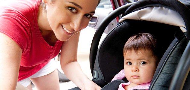Errores que cometen los padres en la seguridad vial de sus hijos