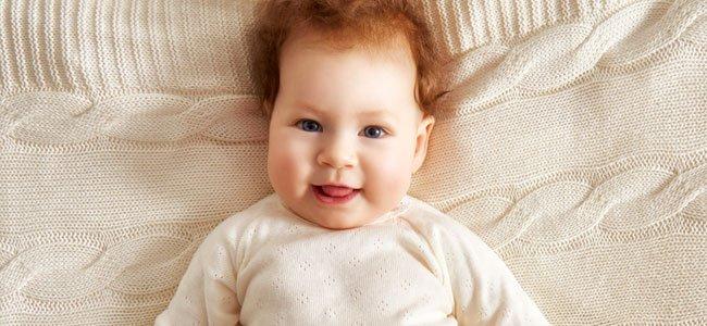 Bebés con carácter agradable