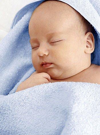 Problemas de sueño del bebé