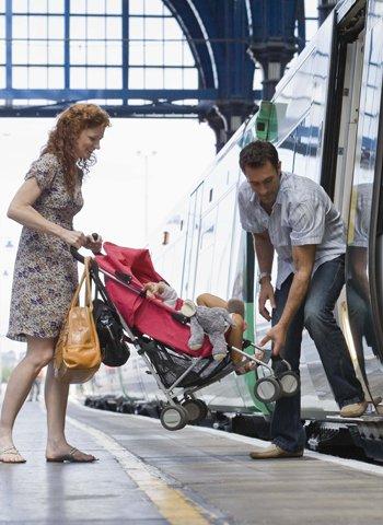 Viajar con niños y bebés