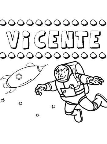 Nombre de Vicente