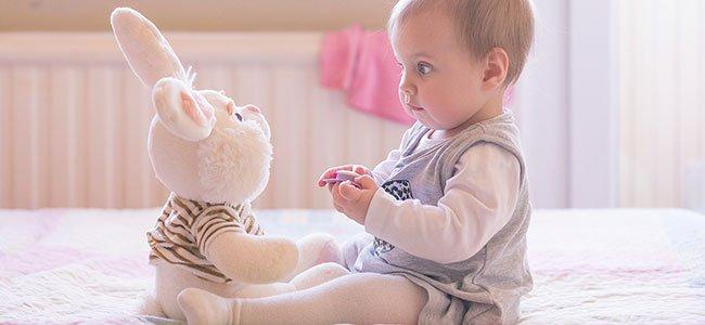 Estímulos visuales para niños de 1 a 3 años