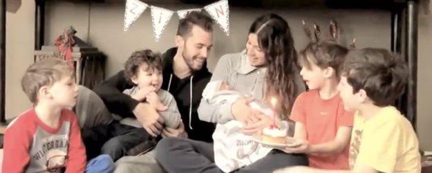 Zion, el bebé que vivió 10 días