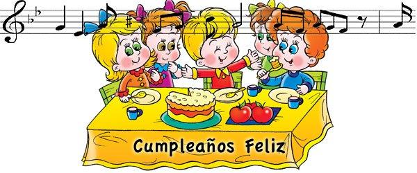 Canción cumpleaños feliz