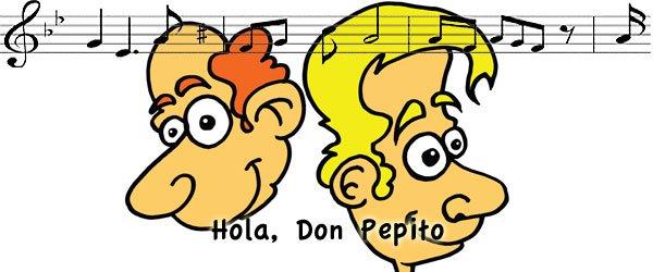 Canción hola don pepito