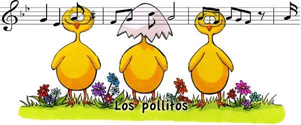 Canción pollitos
