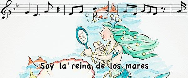Canción Soy la reina de los mares