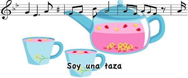 Canción soy una taza