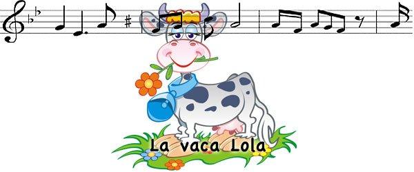 La Vaca Lola Canción Infantil