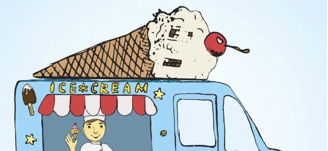Canción infantil: Sammy el heladero