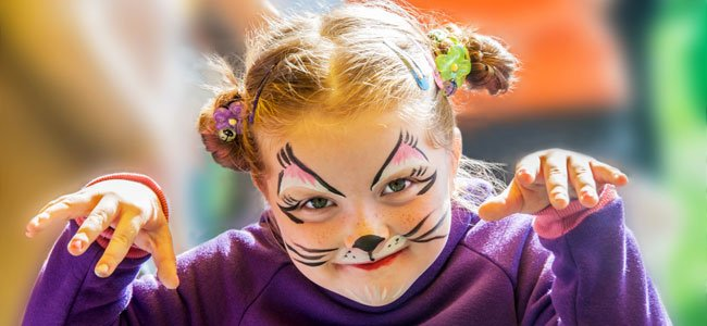 Actividades relacionadas con gato para niños