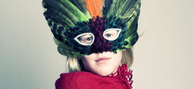 La historia de la máscara de Carnaval