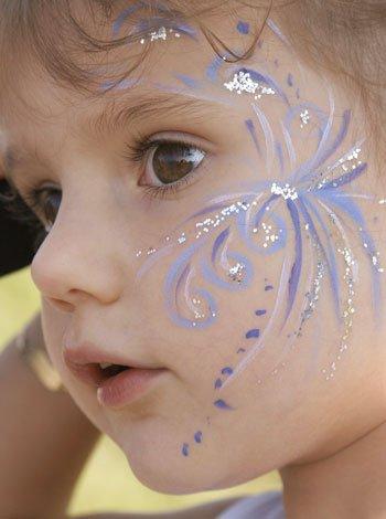 Los niños y el Carnaval