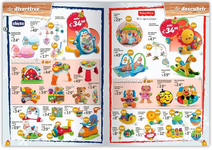 Catálogo Navidad Prenatal 2013