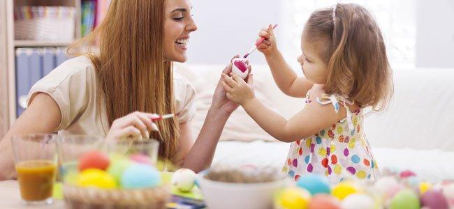Qué hacer con los niños en Semana Santa