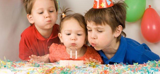 Por qué es importante celebrar el cumpleaños de los niños