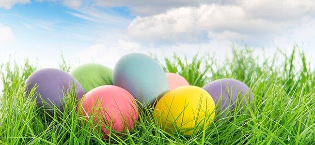 Cuál es el origen de los huevos de Pascua