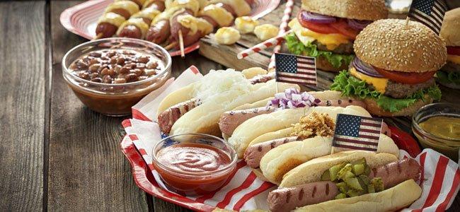 Ideas de recetas para celebrar el 4 de julio