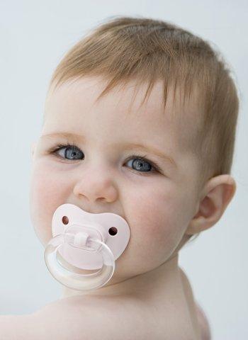 Chupeta do bebê