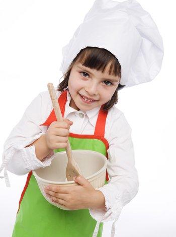 Ni os a la cocina - Cocina con ninos pequenos ...