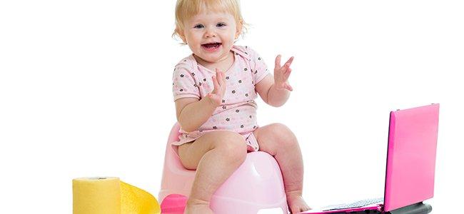 Controlar los esfínteres en la infancia