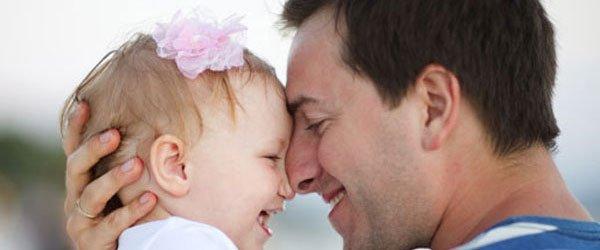 Día del padre con los niños