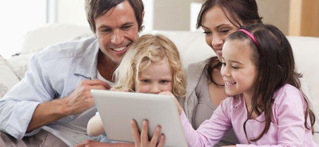 Cómo enseñar a los niños a usar Internet