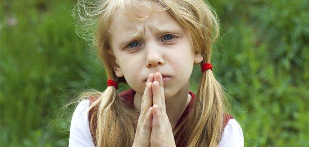 El valor de la piedad en los niños