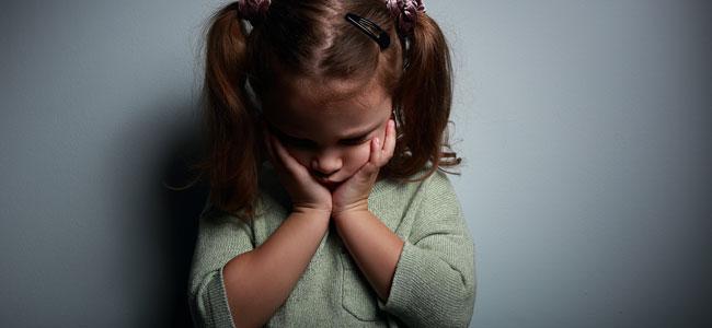 Niños sensibles. Sensibilidad de los niños