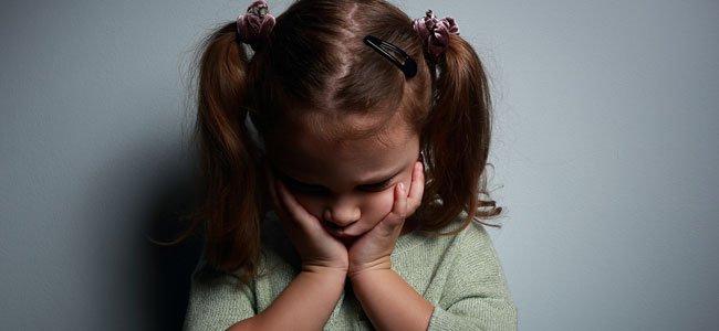 Miedo de los niños a la oscuridad