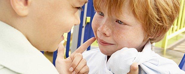 El acoso infantil escolar