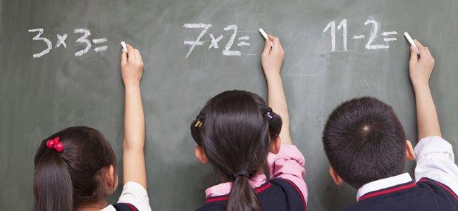 Qué aprenden los niños en el colegio