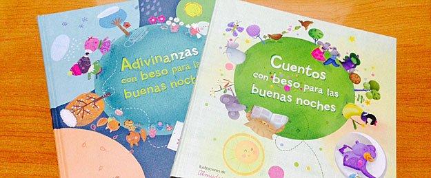 Cuentos y adivinanzas con besos para niños