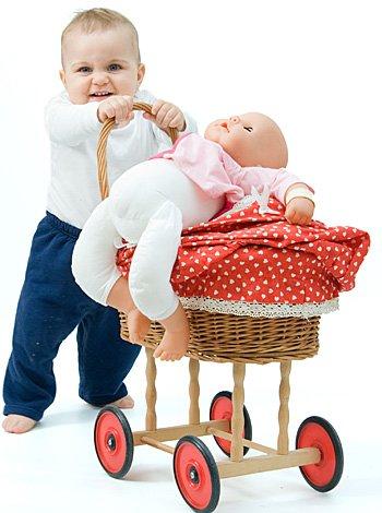 Los juguetes no determinan la orientación sexual de los niños