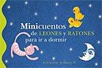 Minicuentos de leones y ratones para ir a dormir