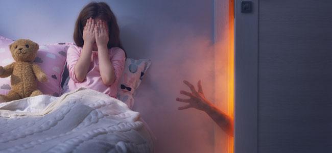 Técnica del Polvo Mágico contra el miedo de los niños