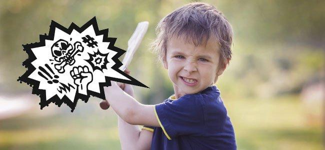 Cómo frenar las palabrotas de los niños