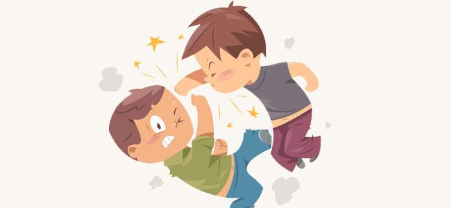 Cuentos Infantiles Contra Las Peleas