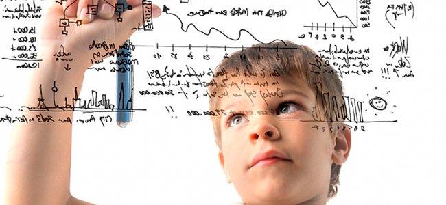 niño inteligente, niño superdotado